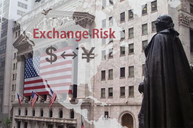 外貨建て保険のリスク イメージ