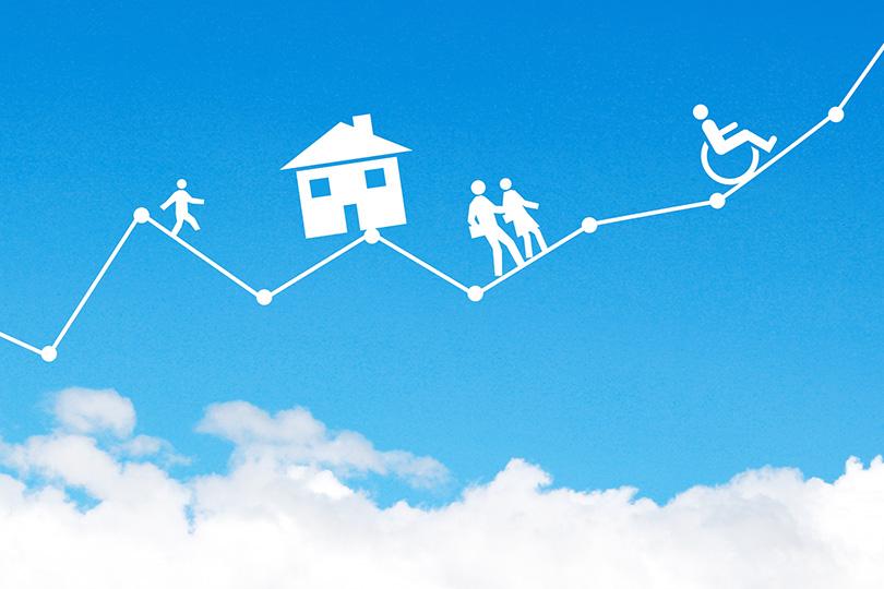 個人年金保険のイメージ