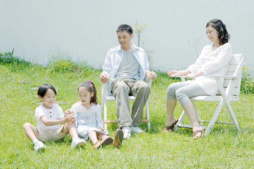 家族のための保障のイメージ